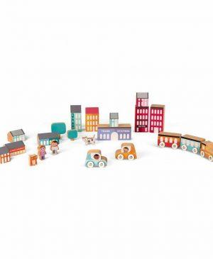 Kubix - 22 City Pieces