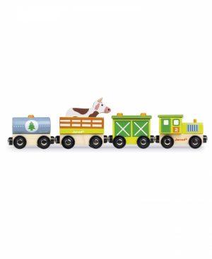 Story - Farm Train