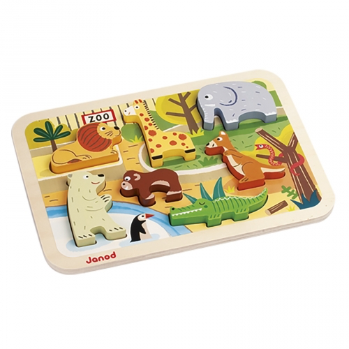 Zoo Chunky Puzzle
