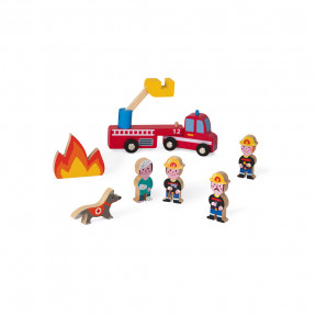 Mini Story - Firefighters