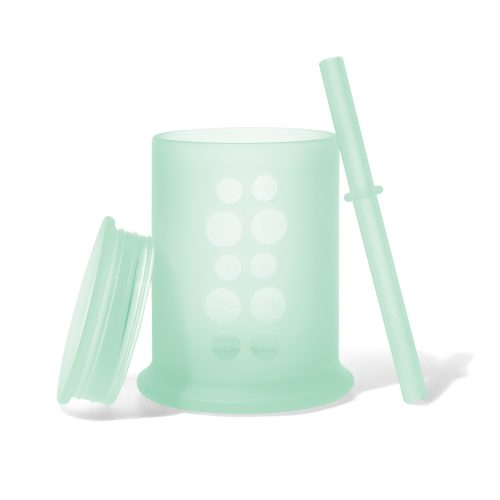 Trainer Cup with Lid + Straw Set